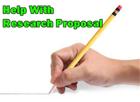 14 Sample Research Proposals Sample Templates